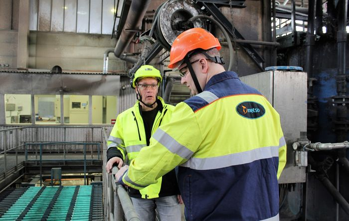 Zinkgruvan signs Metso service agreement