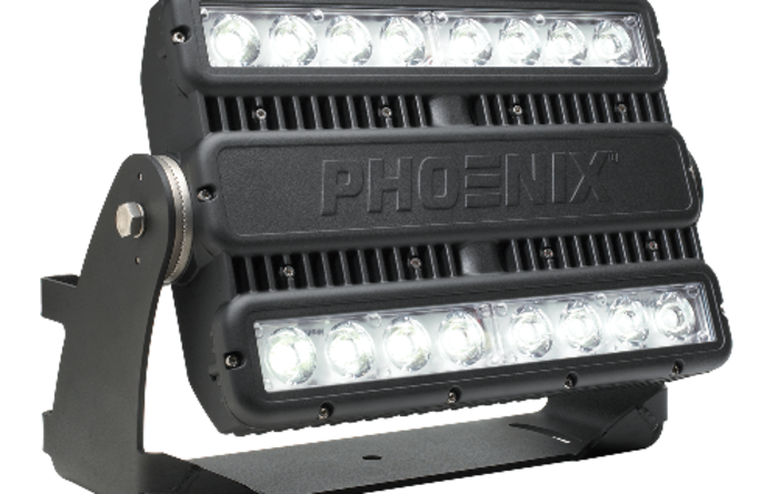 Phoenix floodlights take two
