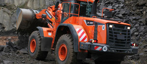 Doosan launches new wheel loaders