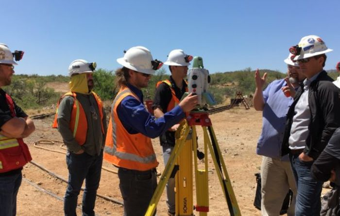 Hexagon measuring tech adds precision to underground mining