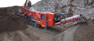 Terex Finlay launches I-140 impact crusher