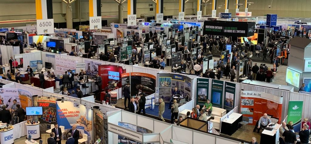 Positive mood at PDAC 2019