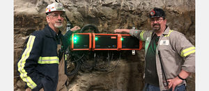 How a Digital Network Is Transforming Burning Springs Mine