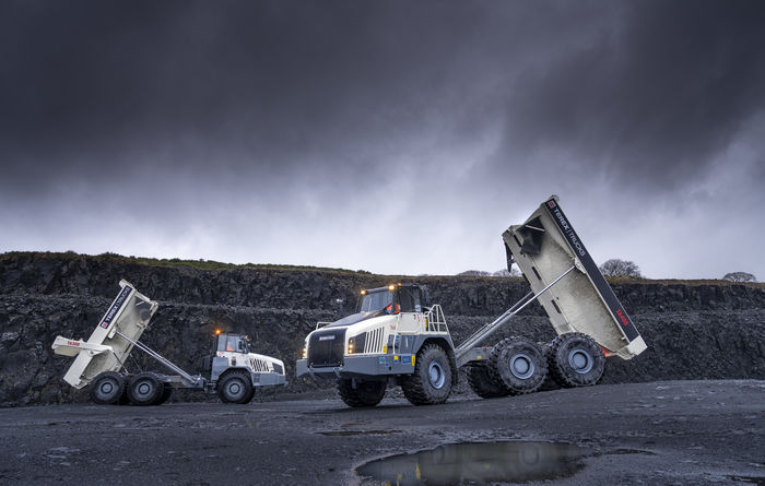 Terex Trucks signs new North American dealer
