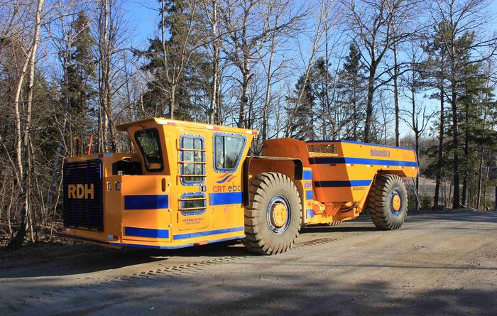 SMT Scharf acquires RDH Mining Equipment