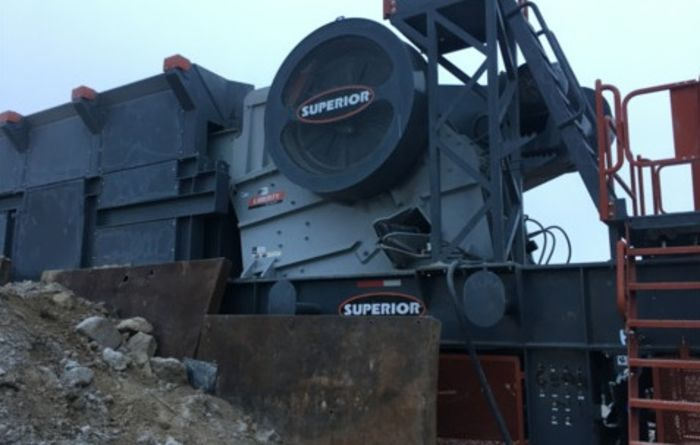 Superior releases Liberty Jaw Crusher