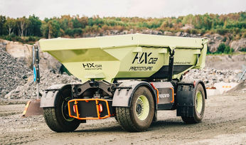 Harsco Environmental to pilot Volvo autonomous hauler