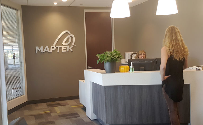Maptek NA operations move location