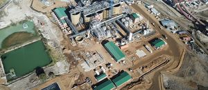 DRA completes Elikhulu plant project