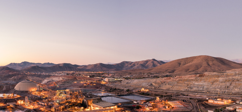 Teck's Chile mine switches to renewables