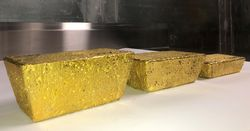 Gruyere pours first gold
