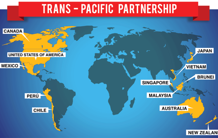 MAC welcomes Trans-Pacific Partnership trade deal