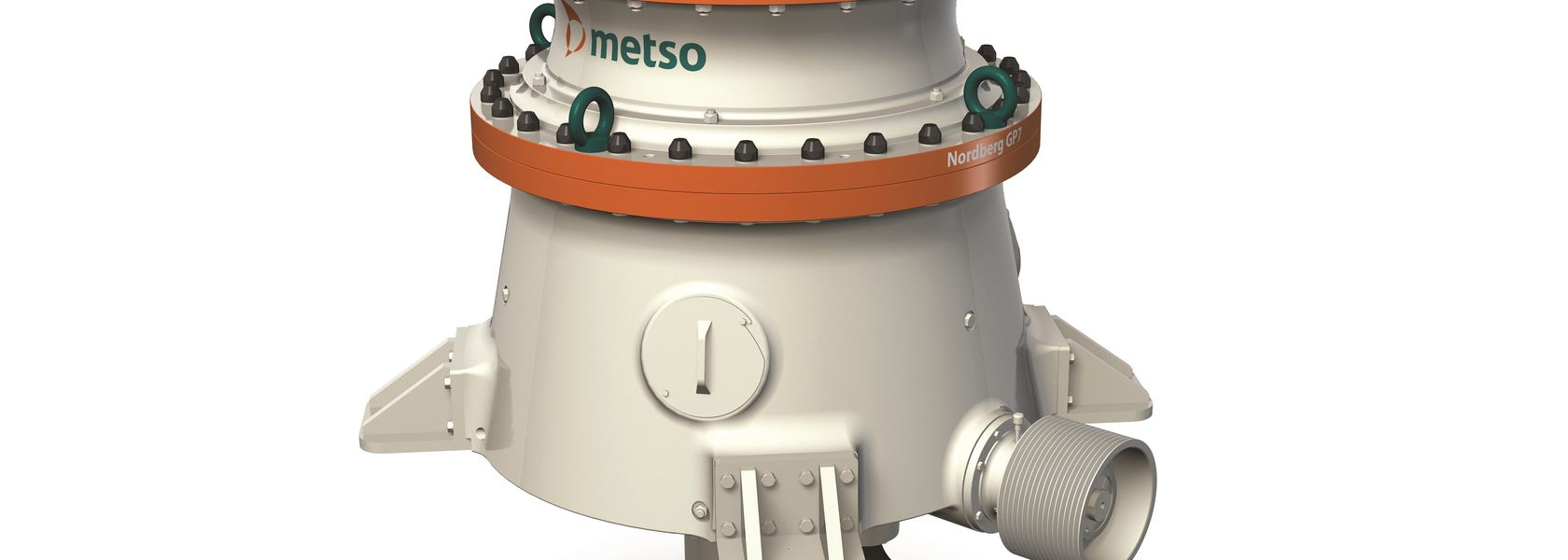 Metso introduces Nordberg GP7