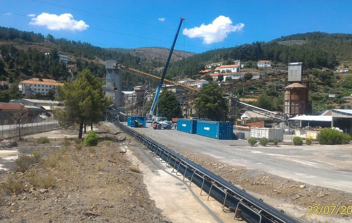 New ore sorter could improve Panasqueira concentrate output