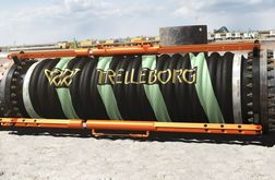 Trelleborg reduces downtime at oil sands mine