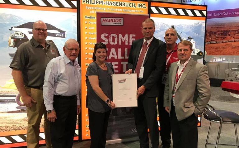 Philippi-Hagenbuch inducted into SSAB programme