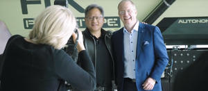 Volvo, Nvidia work on AI platform for autonomous trucks