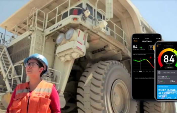 Goldcorp selects Fatigue Science Readiband for Peñasquito