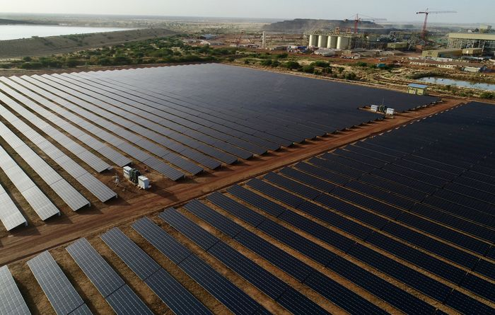Solar set-up for Nordgold's Burkina Faso mines