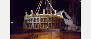 Kumba Iron Ore's Kolomela reduces liner replacement downtime and improves safety