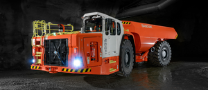 Sandvik trucks get new transmission