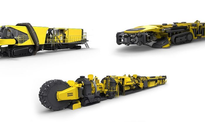 Atlas Copco launches Mobile Miner range