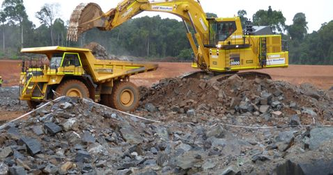 Avesoro Liberia mine suffers pit wall collapse