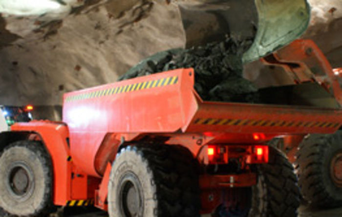 Sandvik prepares to release TH551 and TH663 trucks