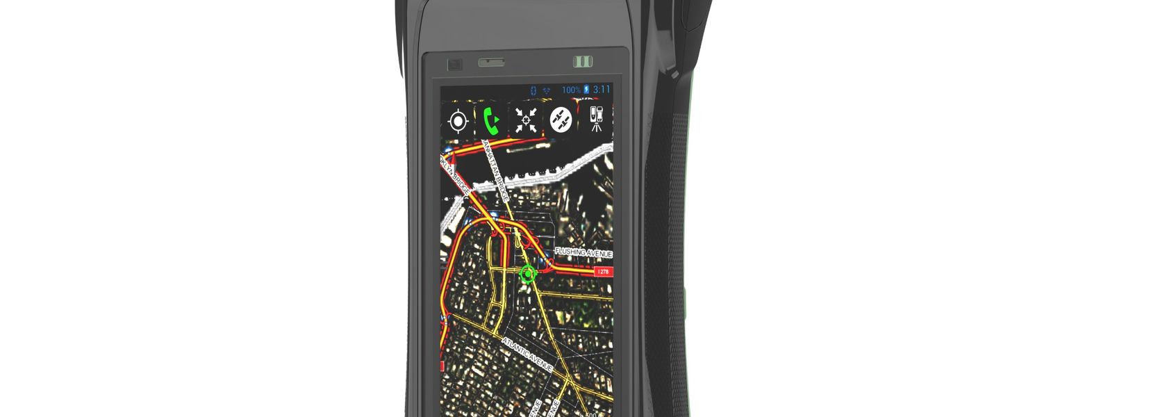 New Leica GIS data collection solution