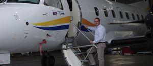 Rossair awarded Challenger contract