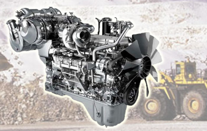 Komatsu develops emission regulations-compliant engines