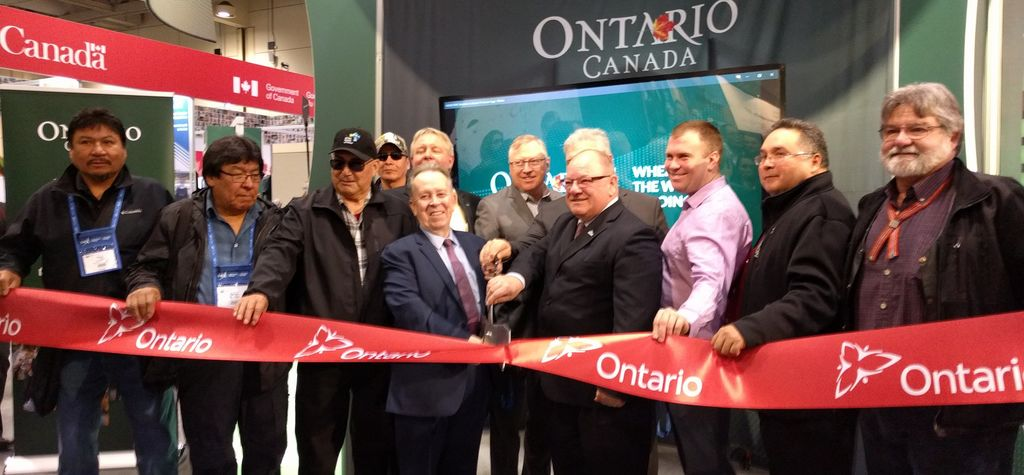 Ontario makes research and technology push