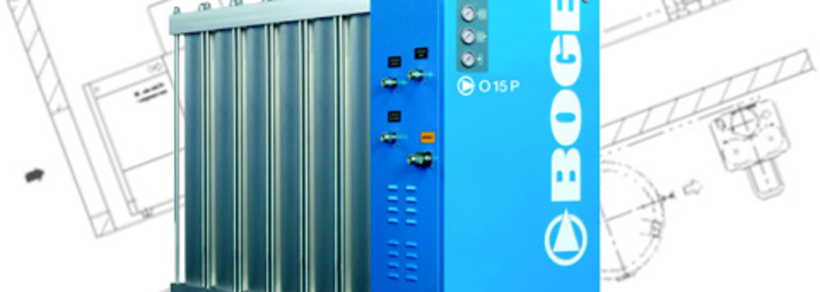 BOGE launches oxygen generators range