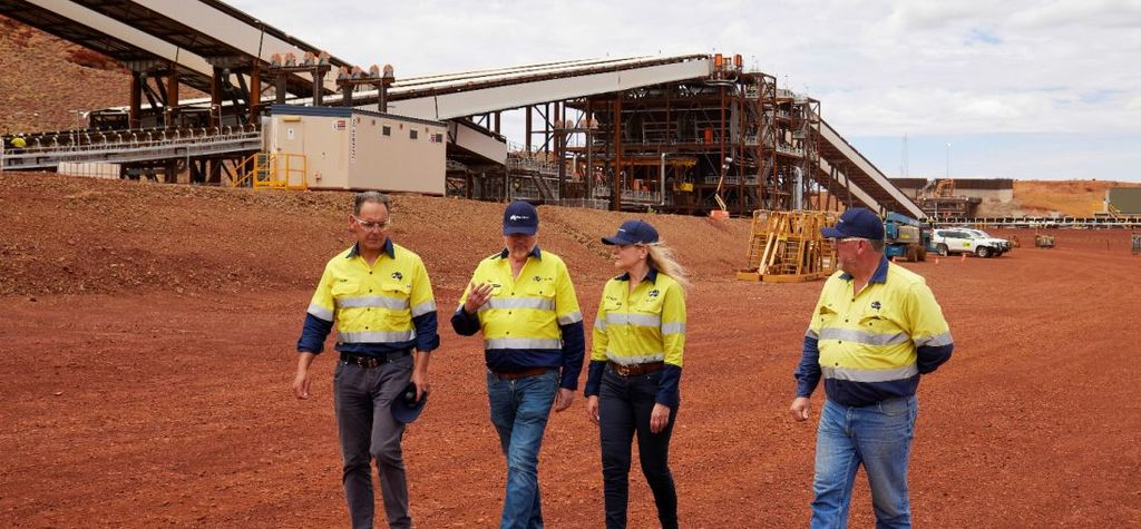 Fortescue Metals completes new mine on schedule