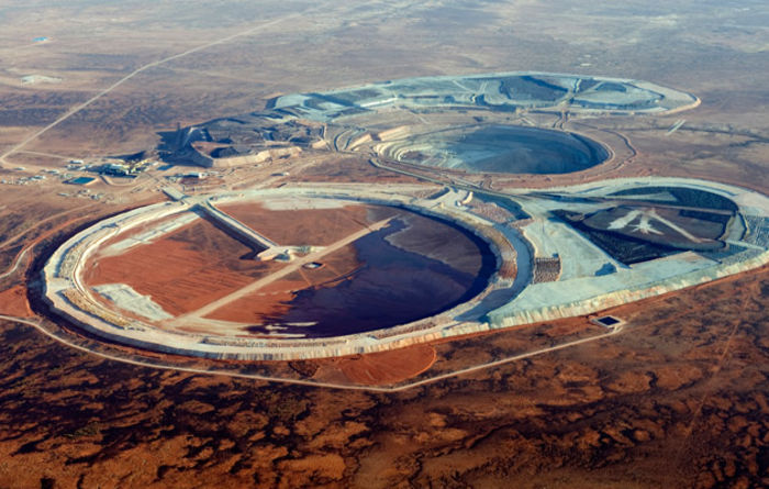 Prominent Hill open pit closes
