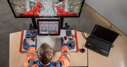 Sandvik simulator to train underground drill operators