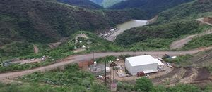 The Campo Morado project in Guerrero, Mexico