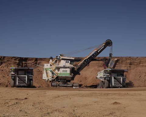 Thiess secures Curragh contract extension