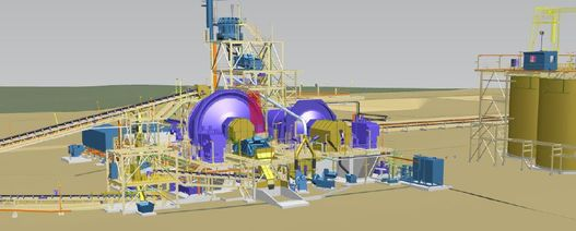 GR Engineering wins Woodlark EPC contract