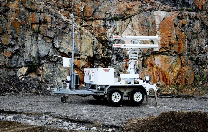 GroundProbe launches new radar
