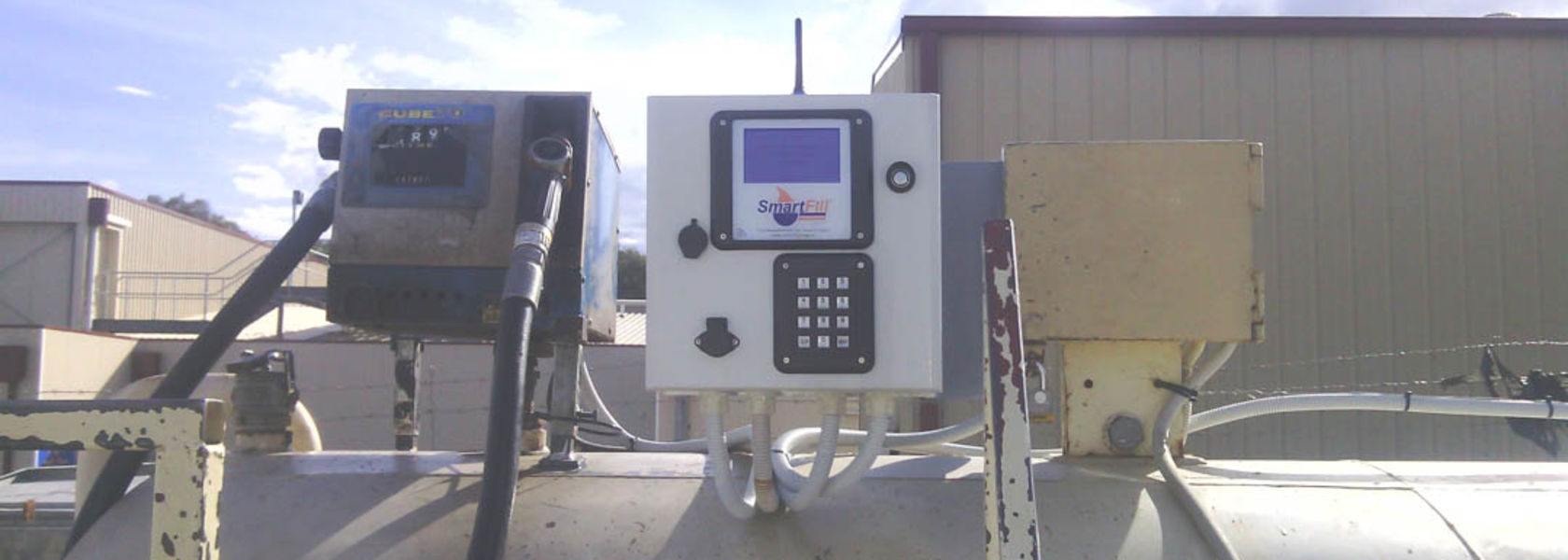 FMT device stops fuel theft