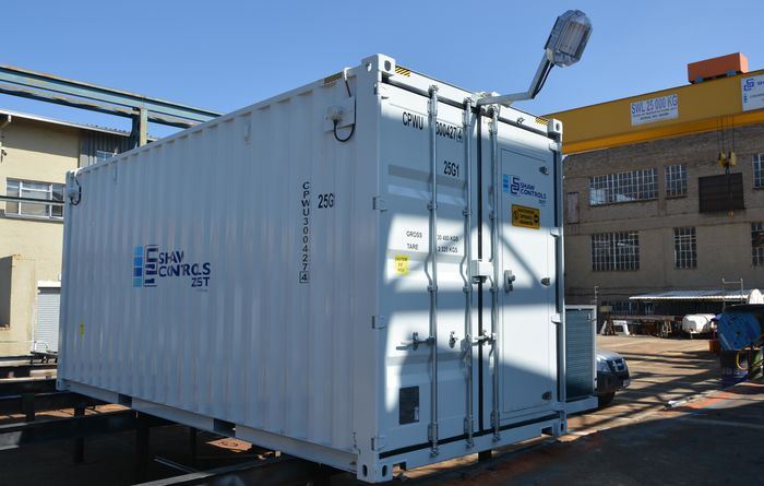 Shaw containerised solution for West African mine
