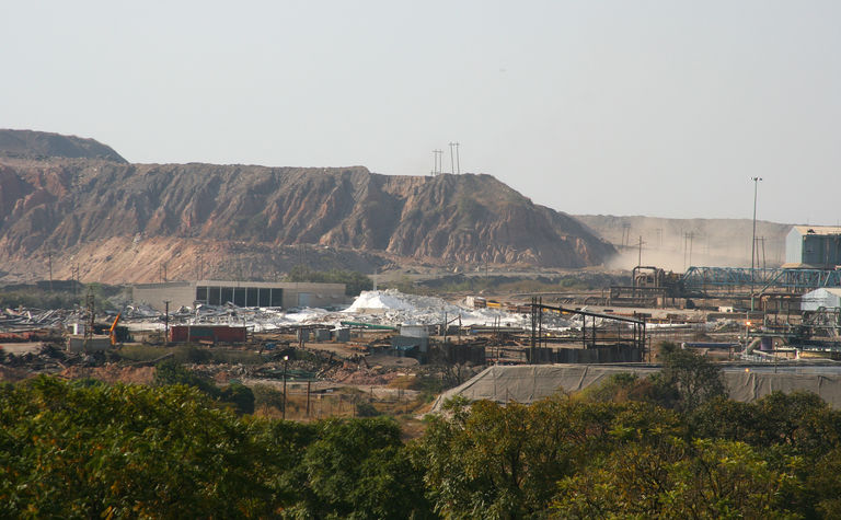Vedanta warns of impending collapse at Nchanga