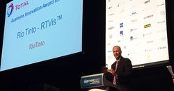 Rio scoops gold at Austmine awards