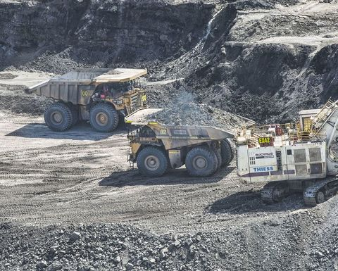 Thiess awarded Jellinbah extension