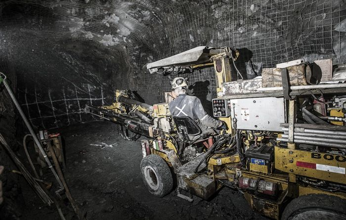 The underground mining 'nervous system'