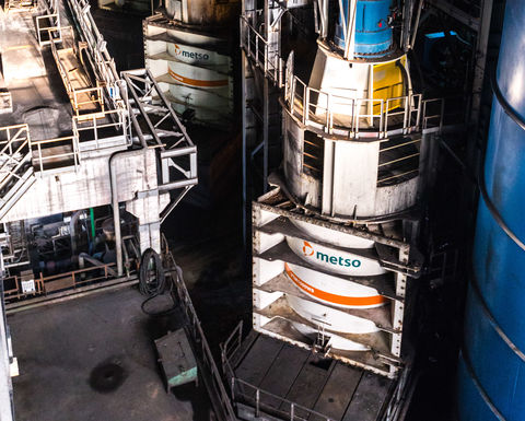 Martabe opts for energy-efficient Metso Vertimill