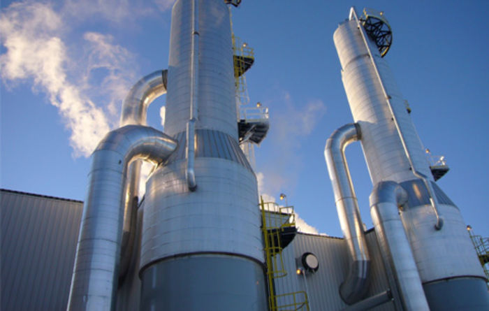 MEG Energy Corp selects GE evaporation technology