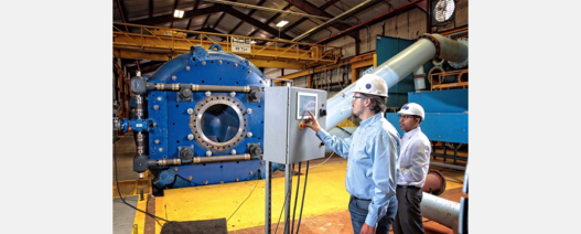 GIW Technology Makes Automated Pump Maintenance Possible