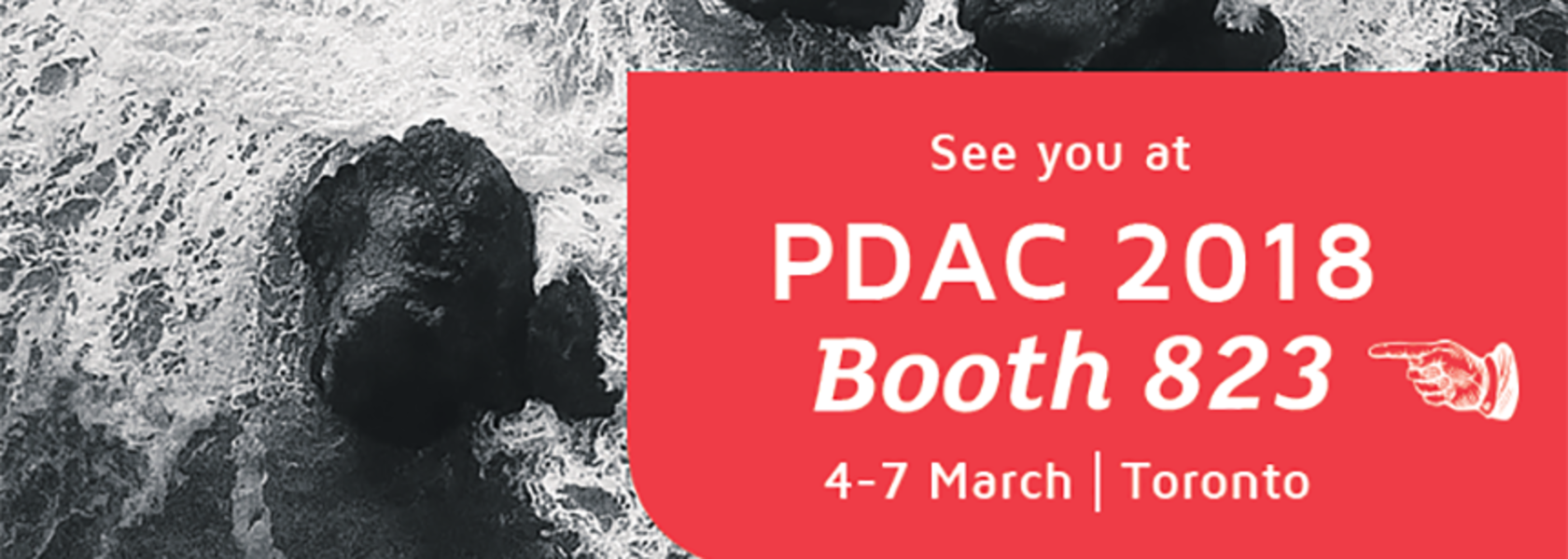 Discover smarter, streamlined geoscience data with acQuire at PDAC 2018